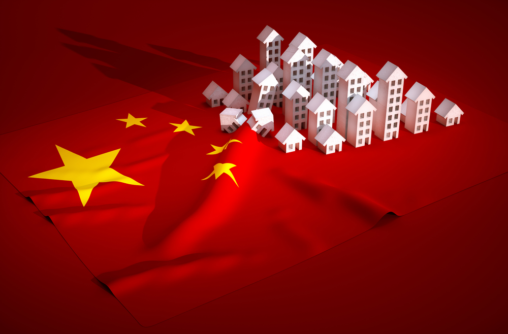 mercado imobiliário chinês