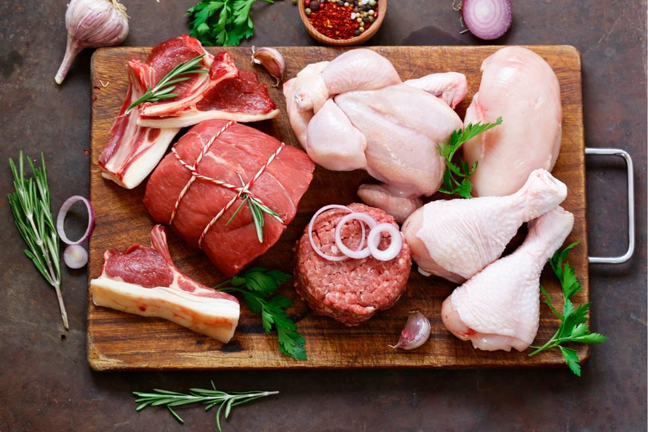 carne frango