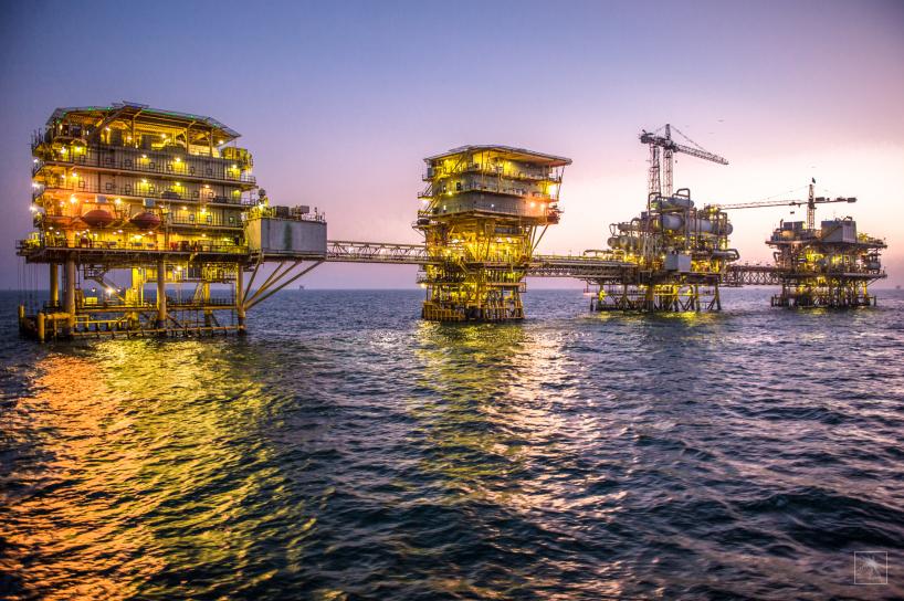 Instalações de petróleo da Aramco
