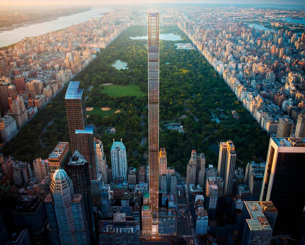 57th street nova york central park 111 West 57th