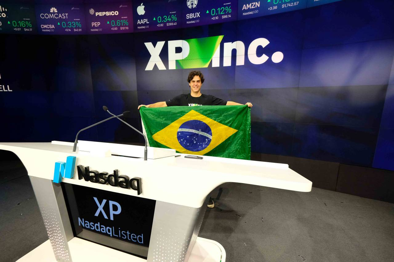 Guilherme Benchimol IPO XP Nasdaq