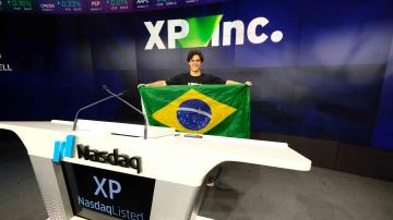 Guilherme Benchimol IPO XP Nasdaq