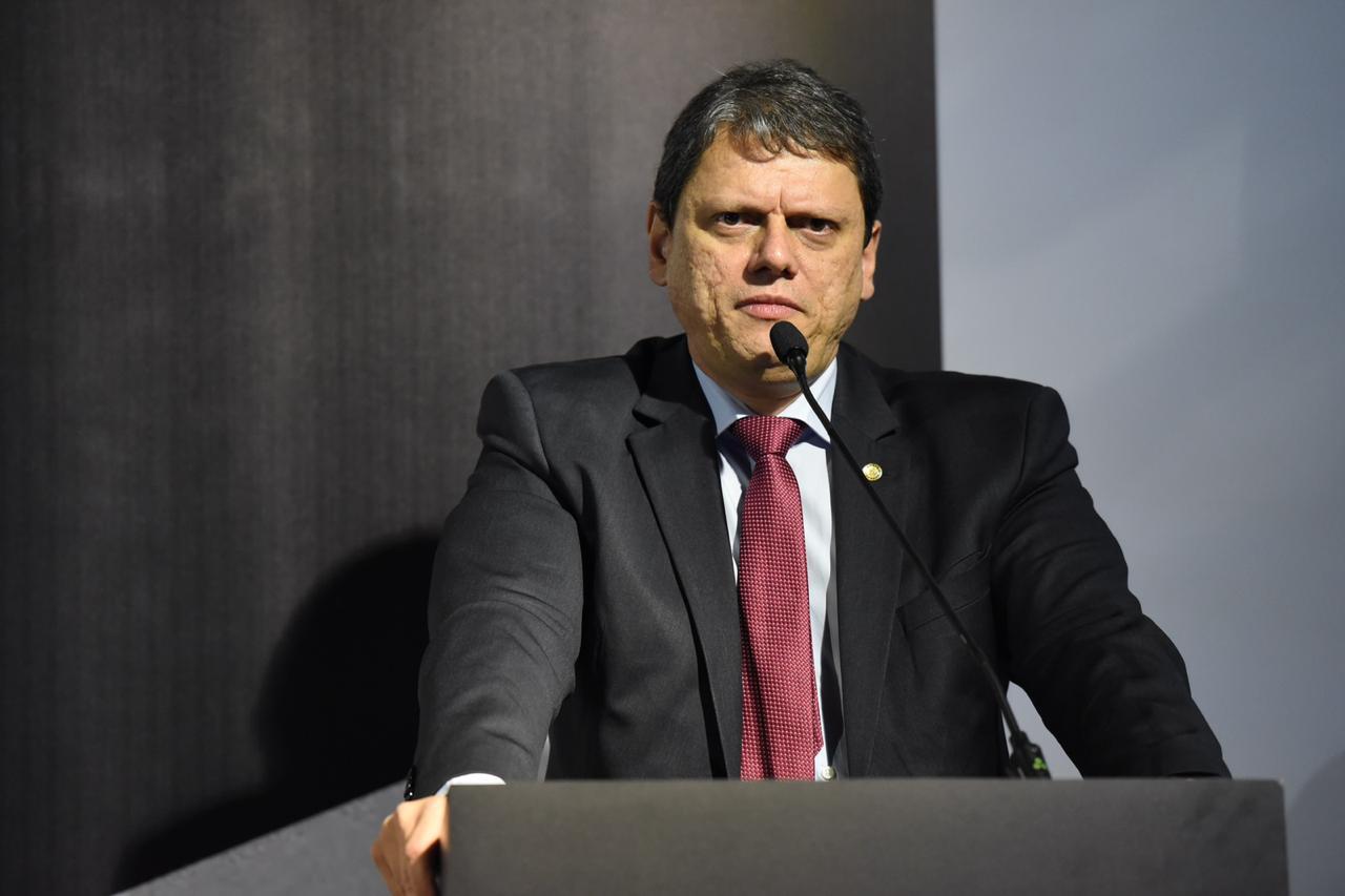 Ministro Tarcísio de Freitas
