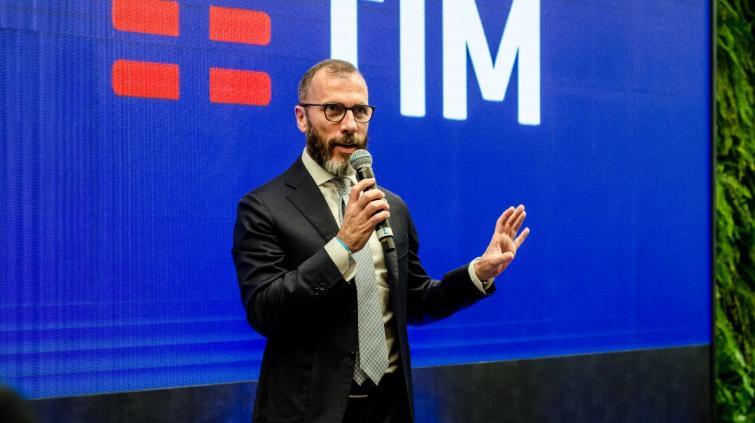 Pietro Pietro Labriola, presidente da Tim Brasil