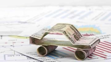 Pagamentos carro dinheiro automóvel dólar