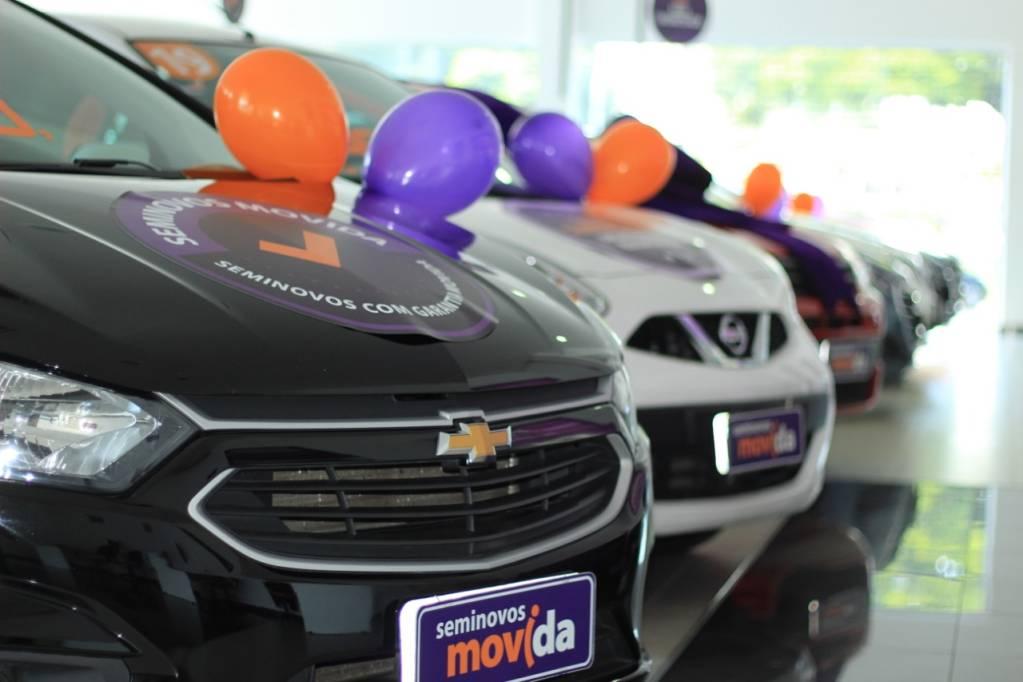 movida locadora seminovos chevrolet onix carros usados venda