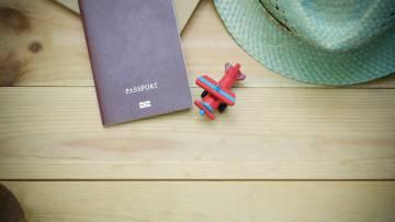 Passaporte, viagem