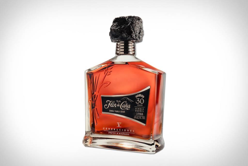 Rum Flor de Caña V Generaciones