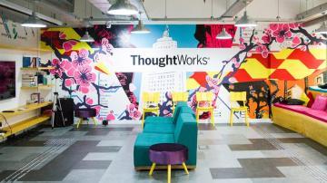 escritório da ThoughtWorks em São Paulo