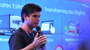 Fred Trajano, CEO do Magazine Luiza