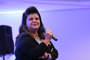 Luiza Helena Trajano, presidente do Conselho do Magazine Luiza