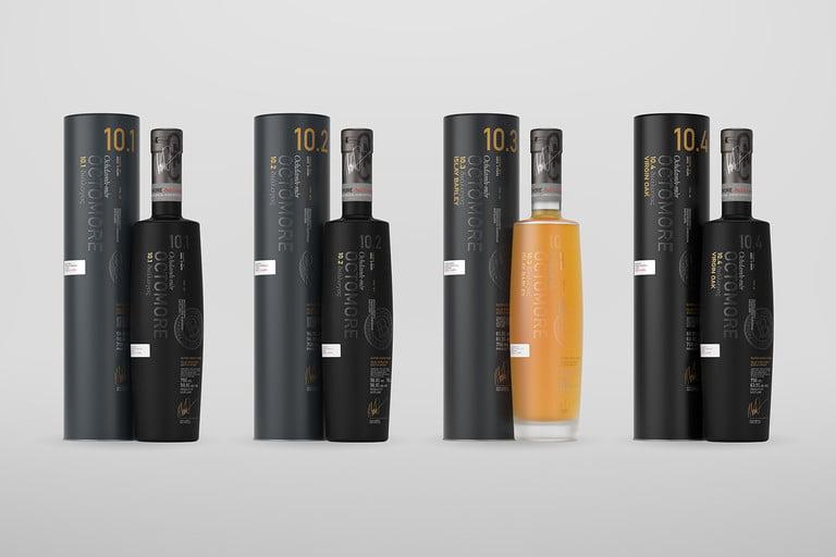 Whiskey Bruichladdich Octomore 10.3