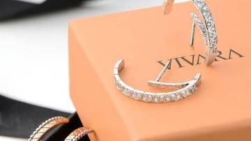 vivara jóias brincos