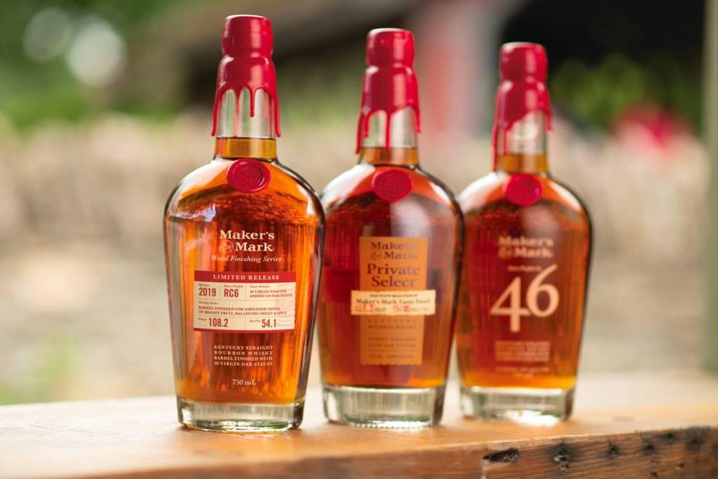 Bourbon Maker's Mark RC6