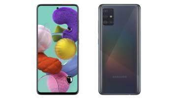 Foto do novo smartphone da Samsung