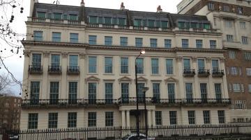 Mansão na 2-8a Rutland Gate, em Londres