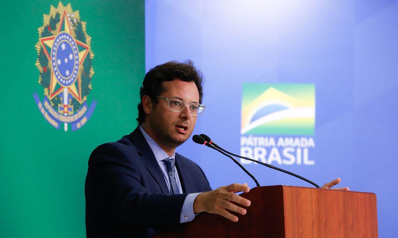 Fábio Wajngarten, secretário especial de Comunicação Social