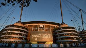 Estádio Manchester City Etihad Stadium