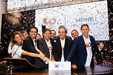 IPO Moura Dubeux