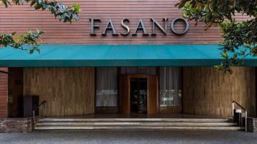 Fachada do Fasano São Paulo