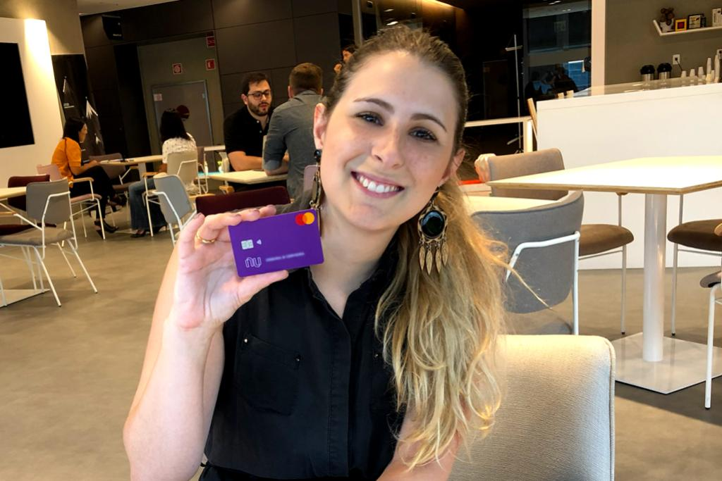 Nubank - Cliente Débora