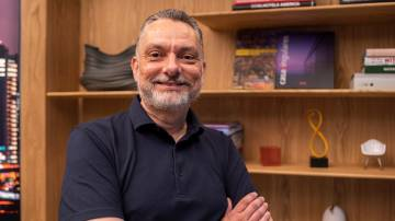 Bernardo Gomes, CEO e fundador da Sinqia