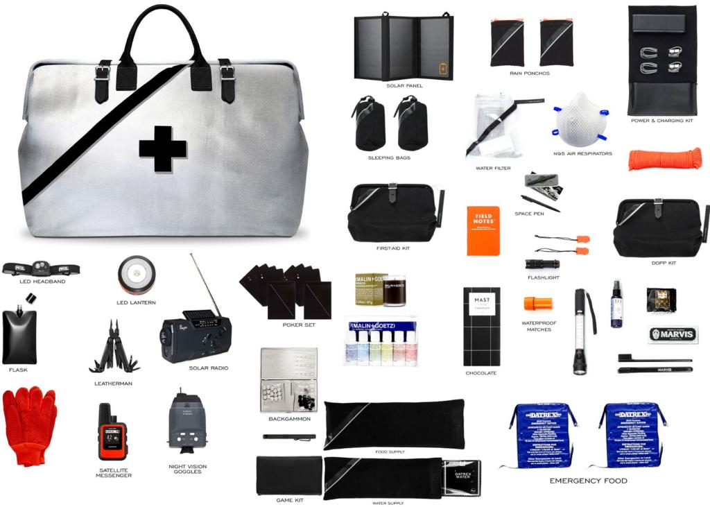 Prepster Ultra Advanced Fireproof Emergency Bag