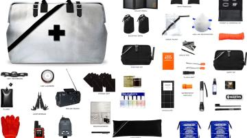 Prepster Ultra Advanced Fireproof Emergency Bag