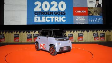 Apresentação do Citroen Ami 2020