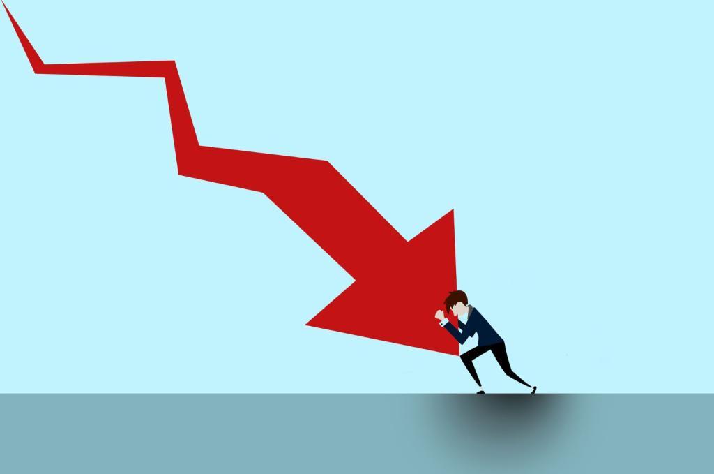 queda crash cirtcuit breaker baixa bolsa índice gráfico