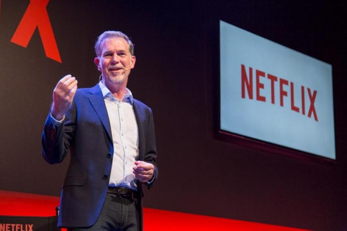 Reed Hastings, fundador da Netflix