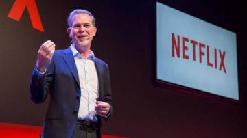 Reed Hastings, fundador da Netflix
