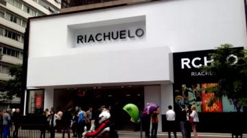 Loja da Riachuelo na Av. Paulista