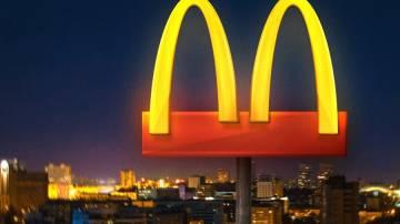 McDonald's nova logo