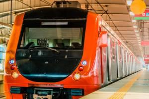 Trem Metro SP