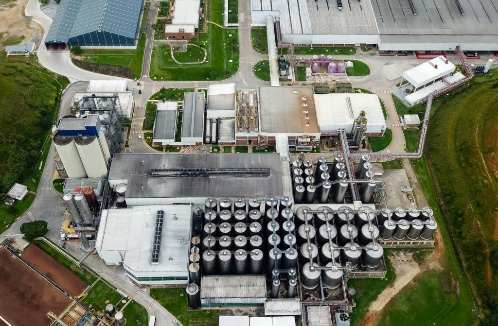 Ambev fábrica Barra do Pirai