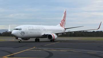 Avião da Virgin Australia
