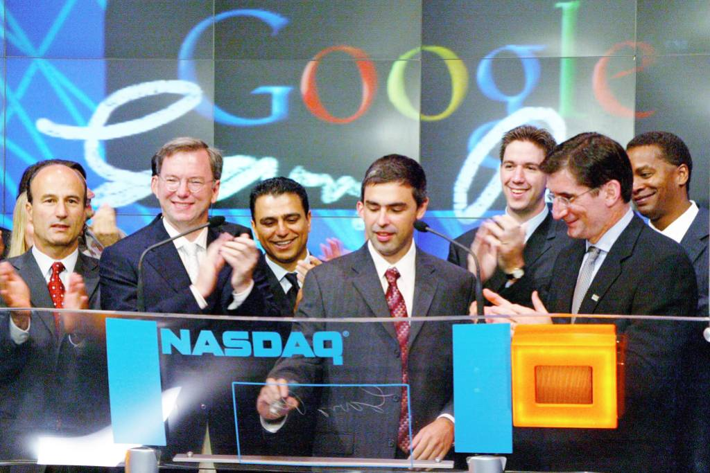 IPO do Google