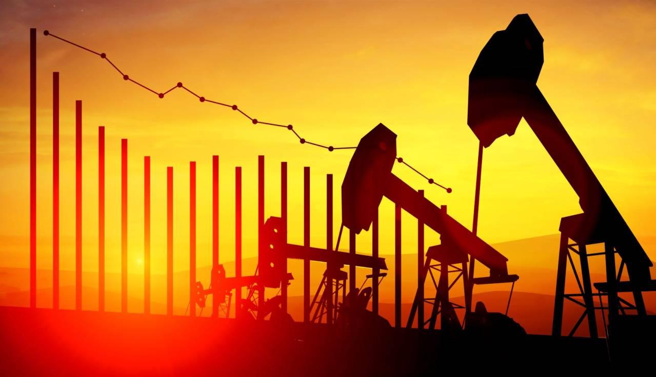 petróleo bomba plataforma índices preços queda baixa óleo