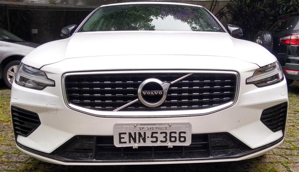 Volvo S60 hybrid híbrido