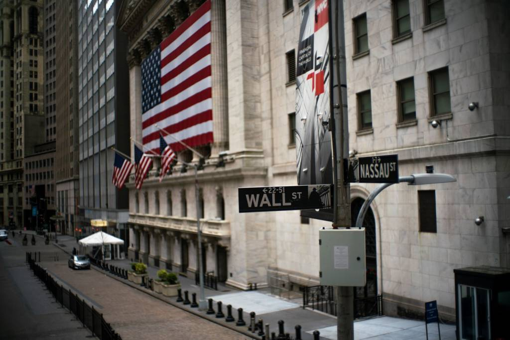 New York Stock Exchange nyse bolsa americana mercado ações wall street