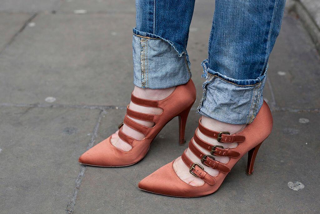 Sapatos da J. Crew