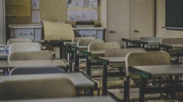 Escola, sala de aula
