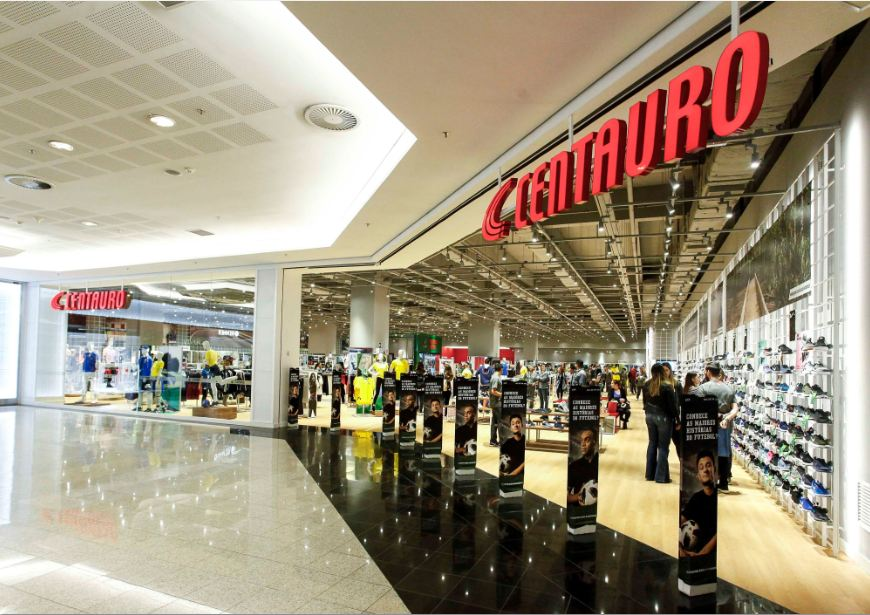 Centauro - Bourbon Shopping - SP