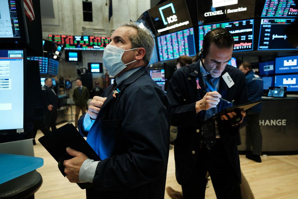Bolsa, NYSE, Wall Street
