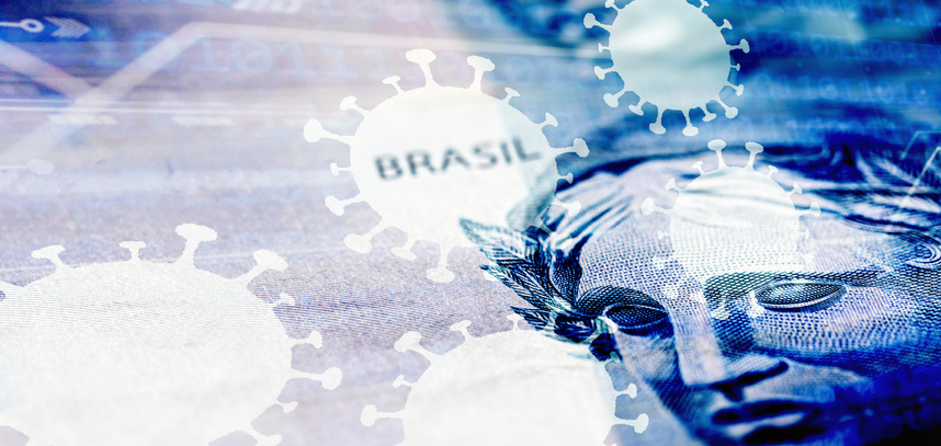 Crise financeira Brasil real coronavírus (Foto: Getty Images)