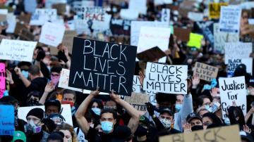 George Floyd, Protestos, Racismo