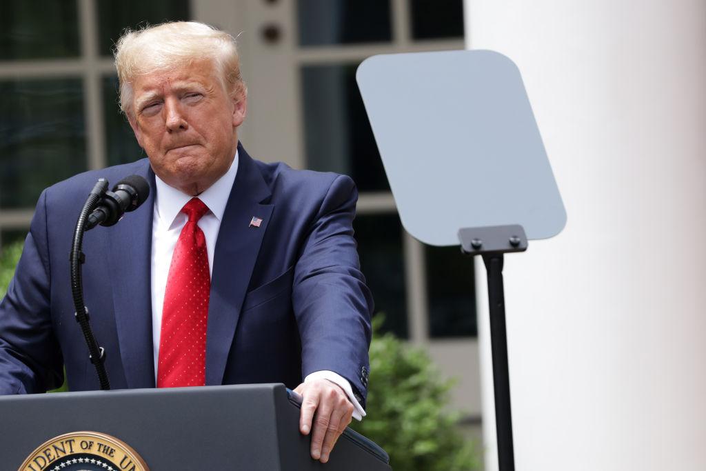 Trump Presidente dos EUA
