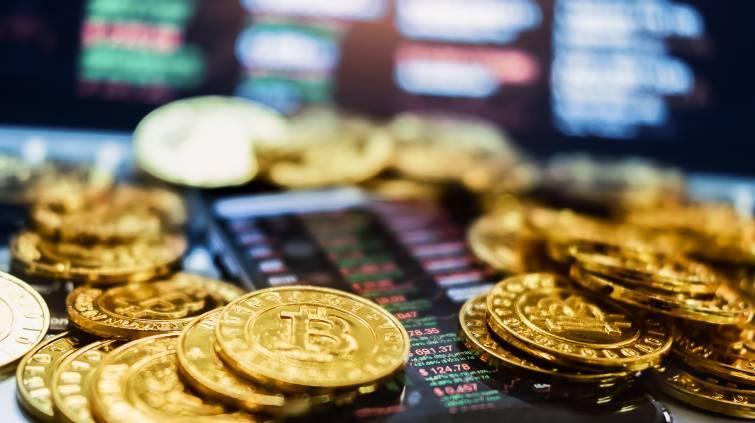 Bitcoin dinheiro virtual blockchain