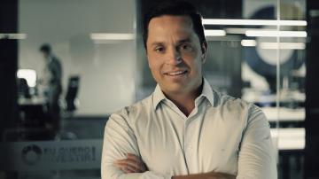 Juliano Custodio, CEO da EQI, a maior assessoria de investimentos do Brasil
